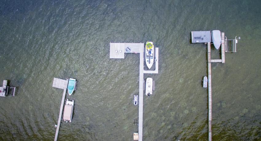 Boat Dock Configuration