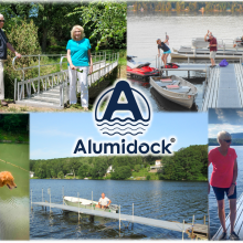 Alumidock Customers